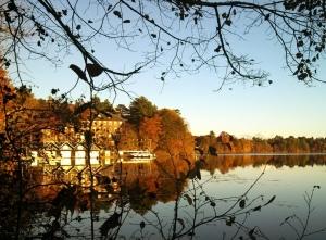Wellesley Lake