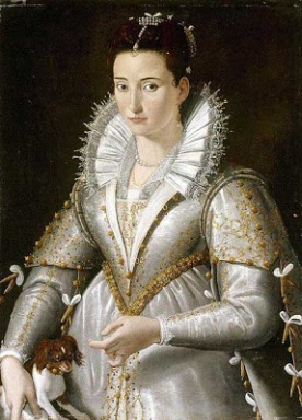 Santi di Tito (?), Portrait of a Lady.