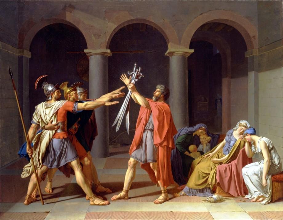 Oath_Horatii