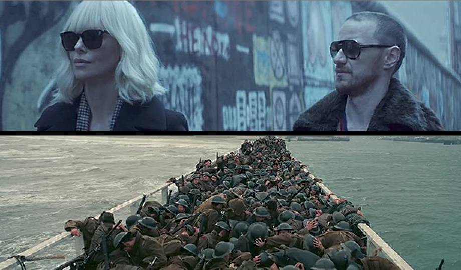 Atomic Blonde vs. Dunkirk: the Effectiveness of Sound