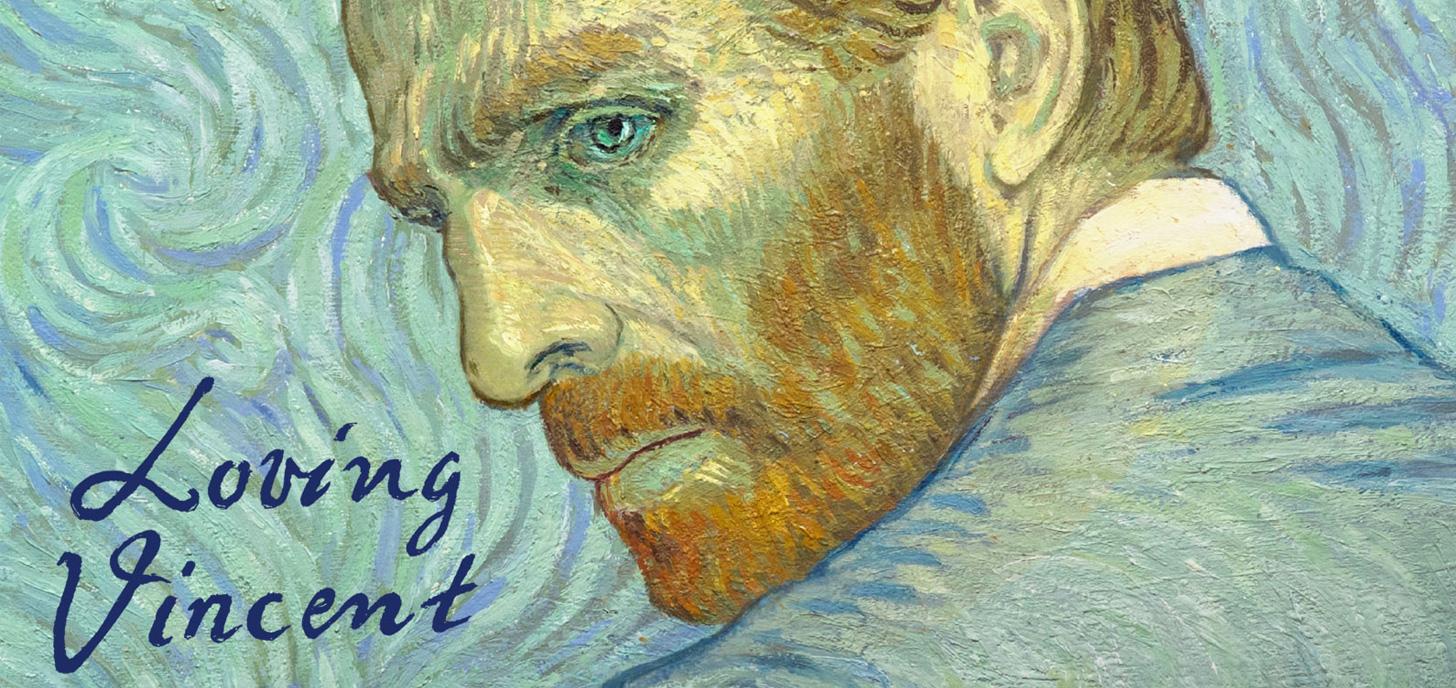 Loving Vincent The Female Gaze
