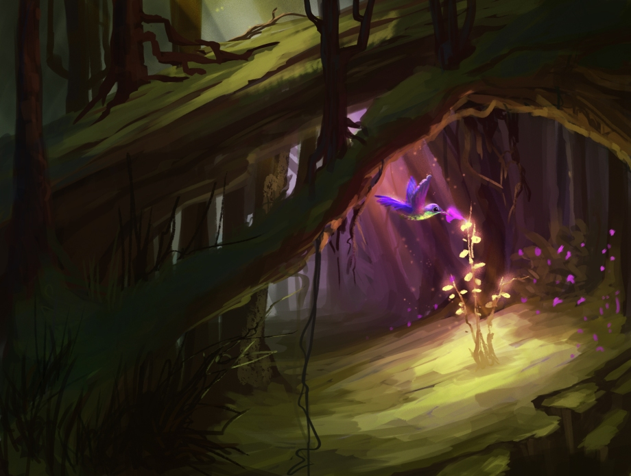 forestcave