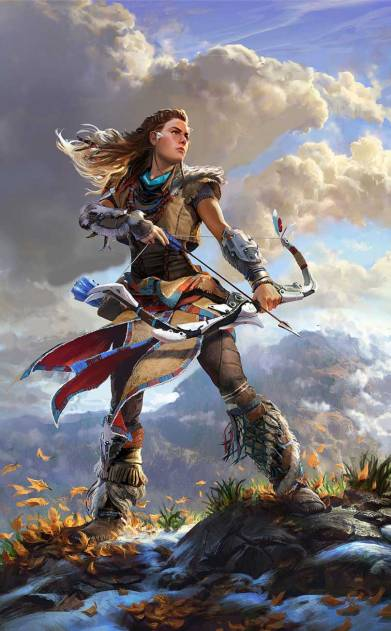 Horizon Zero Dawn, Aloy