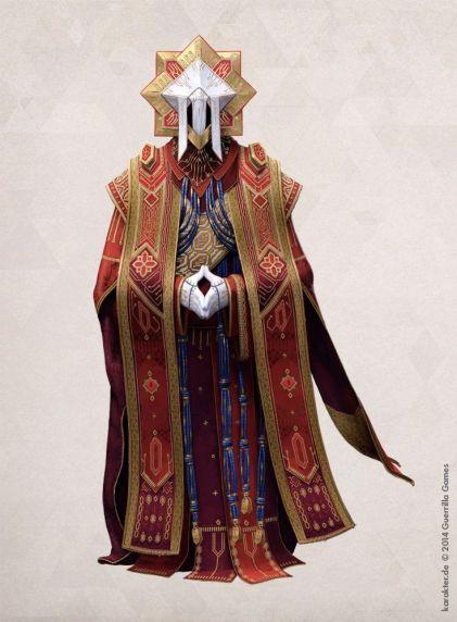 Horizon Zero Dawn, Carja priest