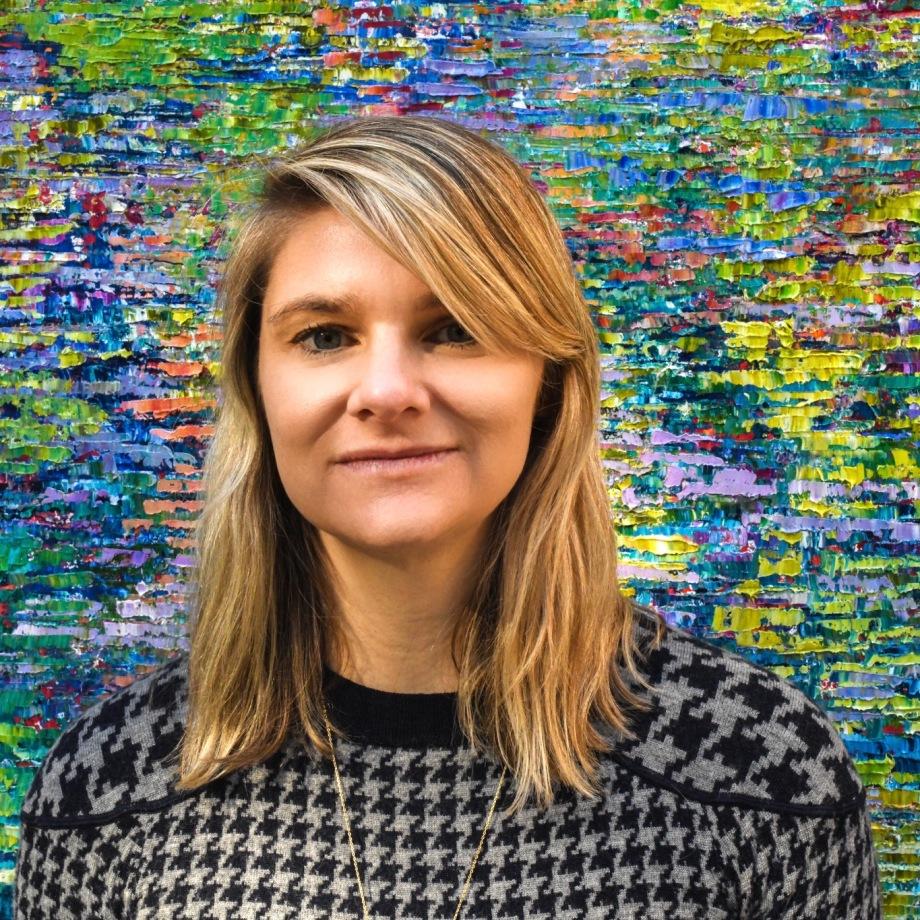 Profiles in Art: Julia Powell
