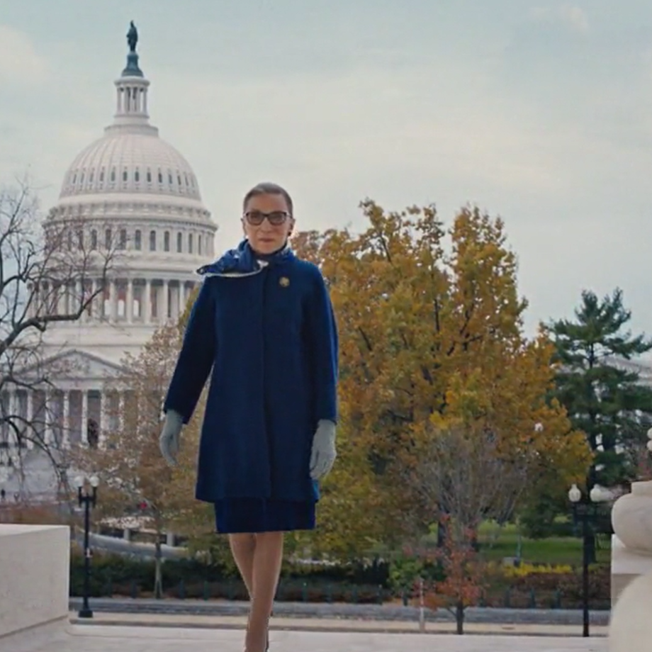 RBG: A Legacy Captured in Film