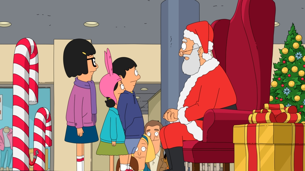 Every Bob's Burgers Christmas Episode Ranked